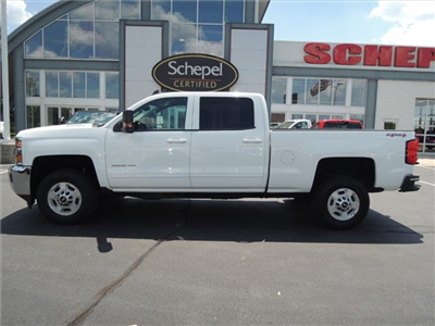 2016 Silverado 2500 Crew Cab 4x4,  Pickup #109983 - photo 5