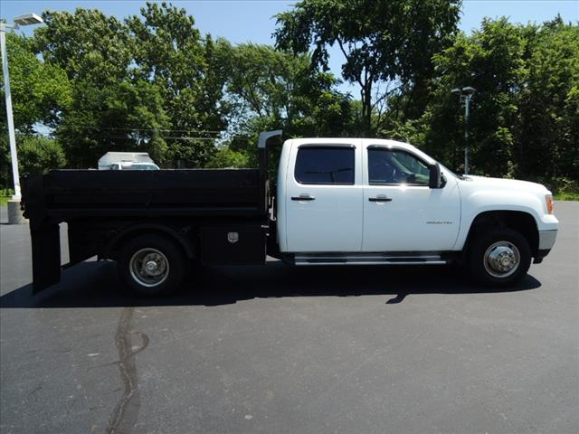 2012 Sierra 3500 Crew Cab 4x4,  Dump Body #110006 - photo 10