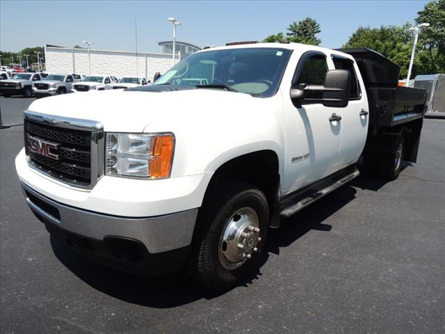 2012 Sierra 3500 Crew Cab 4x4,  Dump Body #110006 - photo 4