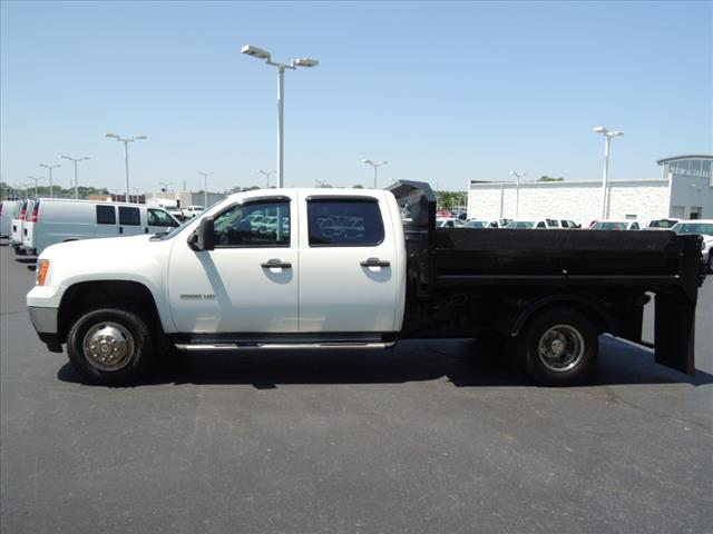 2012 Sierra 3500 Crew Cab 4x4,  Dump Body #110006 - photo 5
