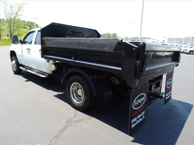 2012 Sierra 3500 Crew Cab 4x4,  Dump Body #110006 - photo 6