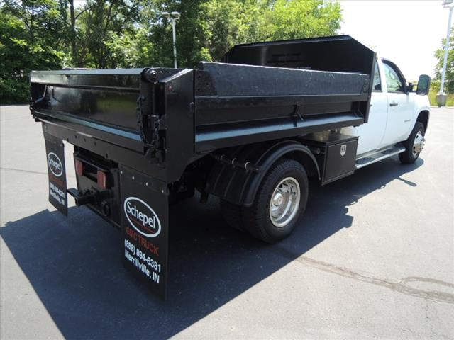 2012 Sierra 3500 Crew Cab 4x4,  Dump Body #110006 - photo 2