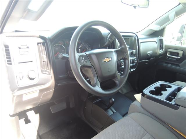 2017 Silverado 3500 Crew Cab 4x4,  Service Body #110022 - photo 17