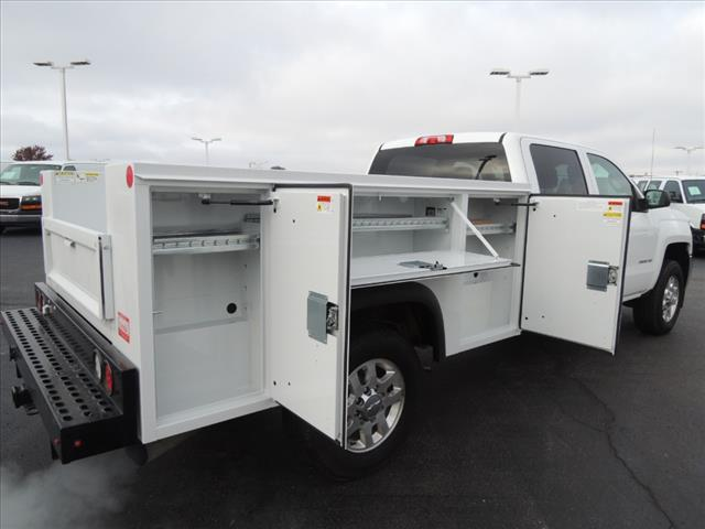 2015 Silverado 2500 Crew Cab 4x4,  Service Body #110068 - photo 12