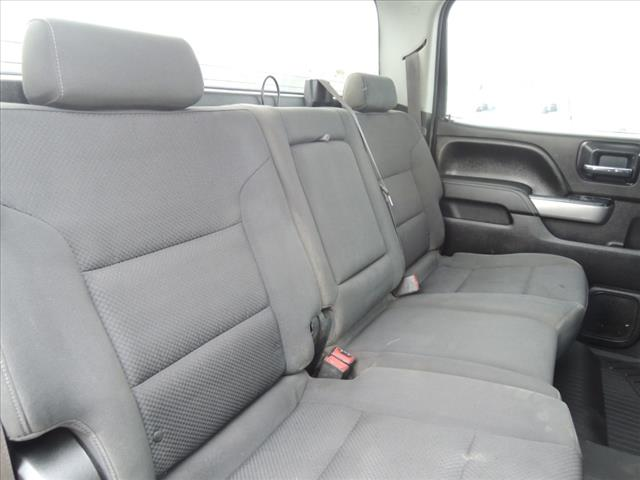2015 Silverado 2500 Crew Cab 4x4,  Service Body #110068 - photo 14