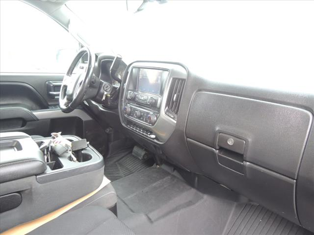 2015 Silverado 2500 Crew Cab 4x4,  Service Body #110068 - photo 17
