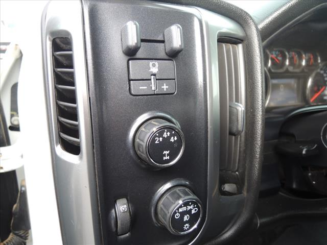 2015 Silverado 2500 Crew Cab 4x4,  Service Body #110068 - photo 21