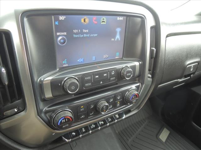 2015 Silverado 2500 Crew Cab 4x4,  Service Body #110068 - photo 24