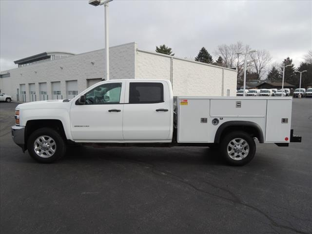 2015 Silverado 2500 Crew Cab 4x4,  Service Body #110068 - photo 5