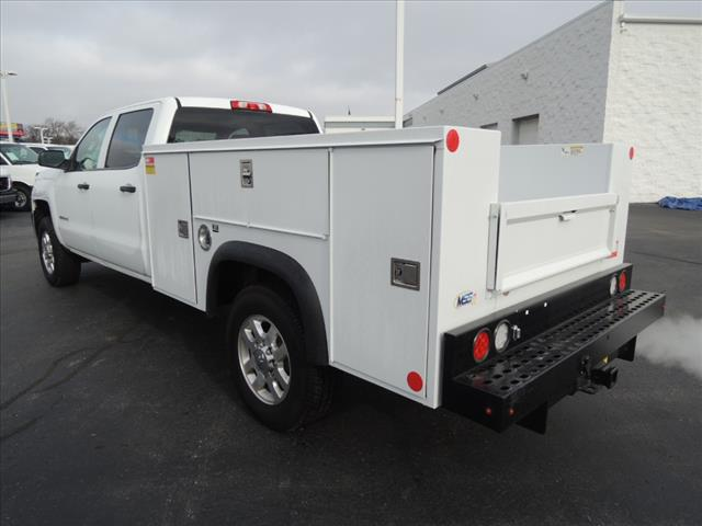 2015 Silverado 2500 Crew Cab 4x4,  Service Body #110068 - photo 6