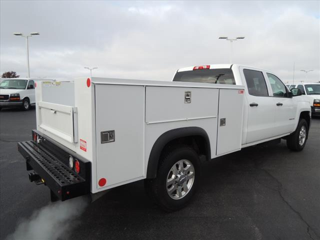 2015 Silverado 2500 Crew Cab 4x4,  Service Body #110068 - photo 2