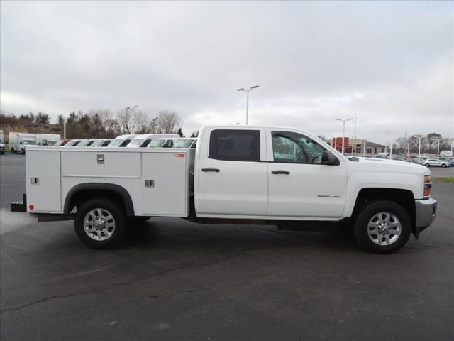 2015 Silverado 2500 Crew Cab 4x4,  Service Body #110068 - photo 9