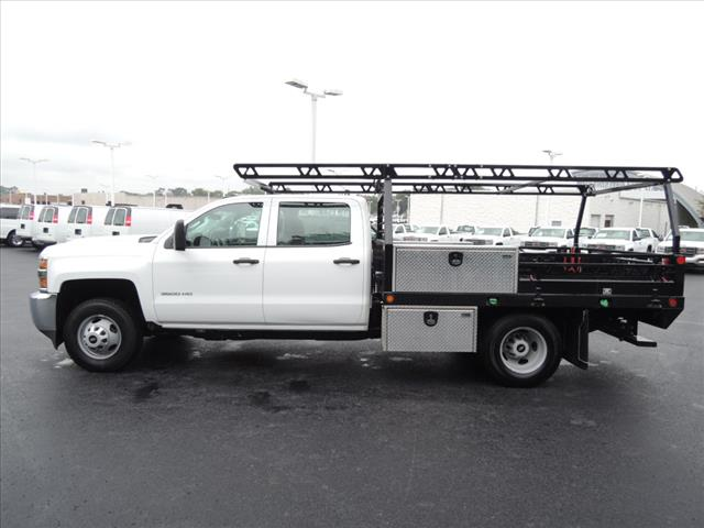 2017 Silverado 3500 Crew Cab 4x4,  Combo Body #110073 - photo 5