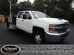 2017 Silverado 3500 Crew Cab 4x4,  Combo Body #110073 - photo 1