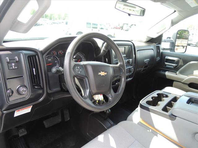 2017 Silverado 3500 Crew Cab DRW 4x4,  Service Body #110074 - photo 20