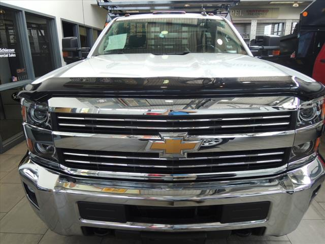 2016 Silverado 3500 Regular Cab DRW 4x4,  Combo Body #110093 - photo 3