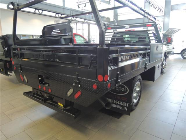 2016 Silverado 3500 Regular Cab DRW 4x4,  Combo Body #110093 - photo 2