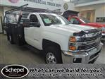 2016 Silverado 3500 Regular Cab DRW 4x4,  Combo Body #110093 - photo 1