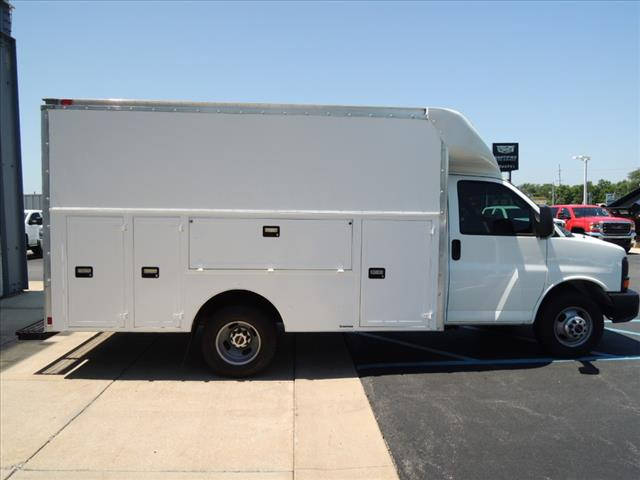 2014 Savana 3500 4x2,  Service Utility Van #110102 - photo 10