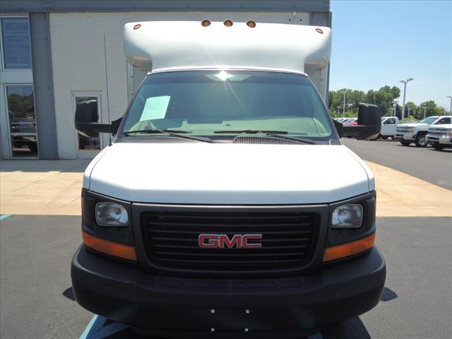 2014 Savana 3500 4x2,  Service Utility Van #110102 - photo 3