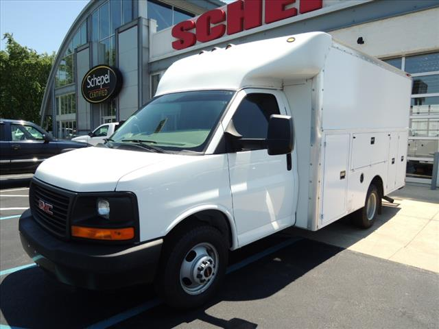 2014 Savana 3500 4x2,  Service Utility Van #110102 - photo 4