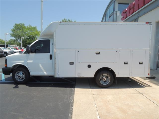 2014 Savana 3500 4x2,  Service Utility Van #110102 - photo 5