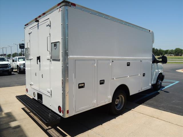 2014 Savana 3500 4x2,  Service Utility Van #110102 - photo 2