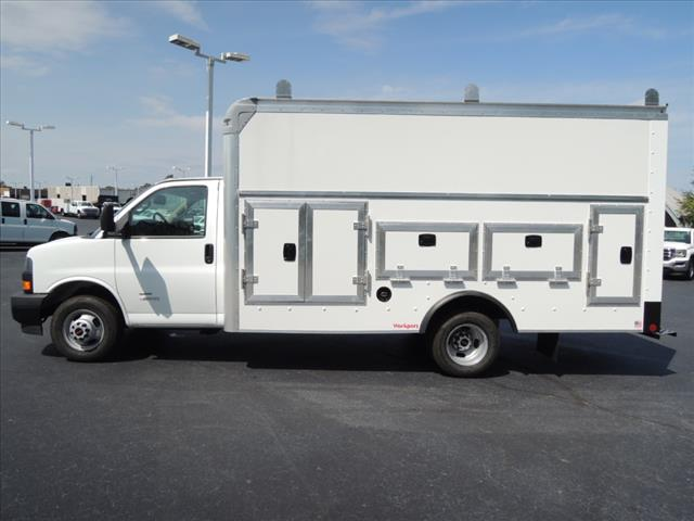 2018 Savana 4500 4x2,  Rockport Service Utility Van #110103 - photo 5