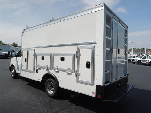 2018 Savana 4500 4x2,  Rockport Service Utility Van #110103 - photo 6