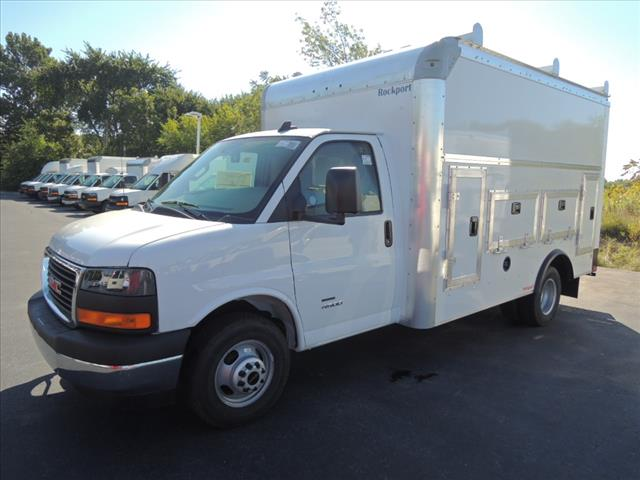 2018 Savana 4500 4x2,  Rockport Service Utility Van #110104 - photo 4