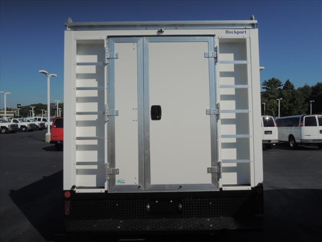 2018 Savana 4500 4x2,  Rockport Service Utility Van #110104 - photo 7