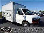2018 Savana 4500 4x2,  Rockport Service Utility Van #110104 - photo 1