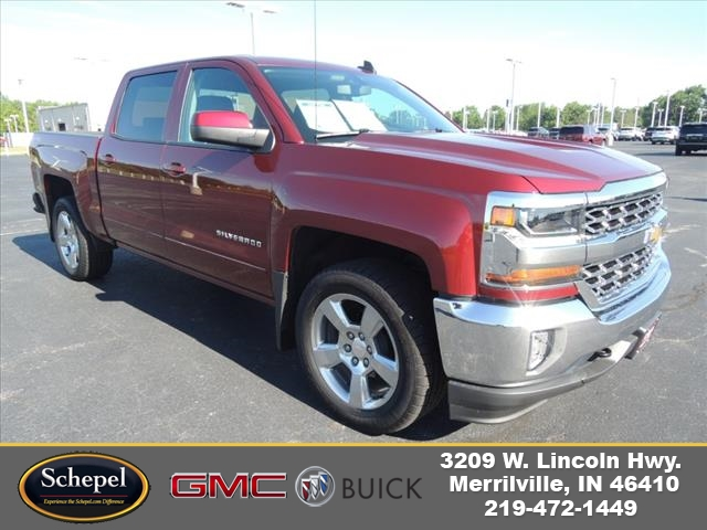 2017 Silverado 1500 Crew Cab 4x4,  Pickup #110118 - photo 1