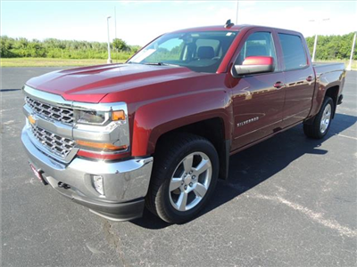 2017 Silverado 1500 Crew Cab 4x4,  Pickup #110118 - photo 4