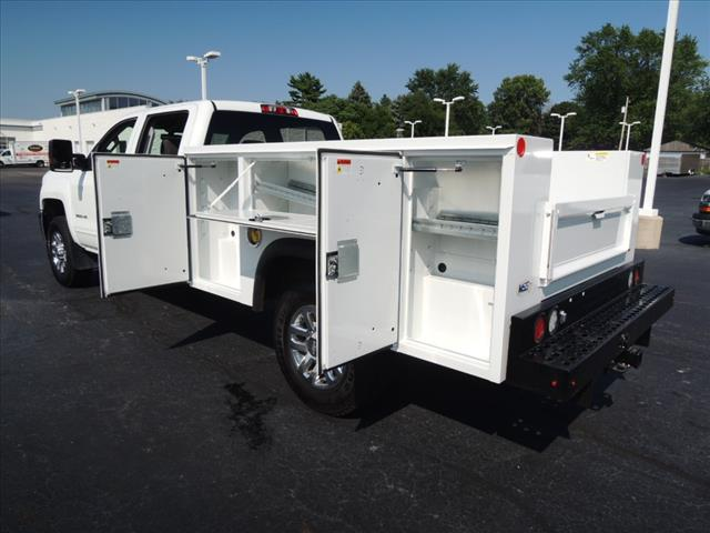 2016 Silverado 3500 Crew Cab 4x4,  Service Body #110194 - photo 13