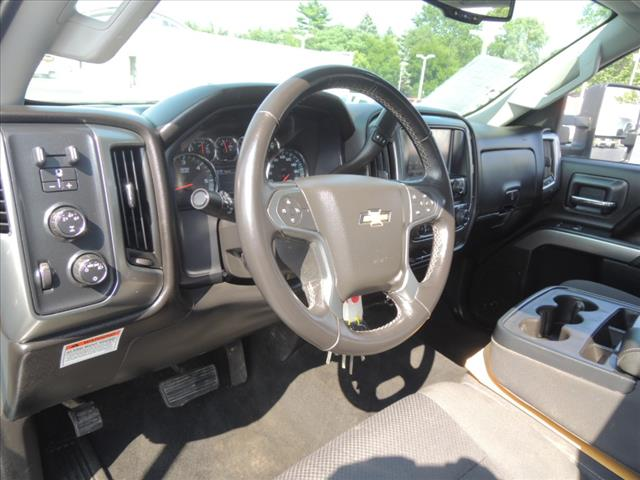 2016 Silverado 3500 Crew Cab 4x4,  Service Body #110194 - photo 18