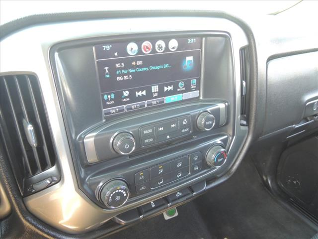 2016 Silverado 3500 Crew Cab 4x4,  Service Body #110194 - photo 24