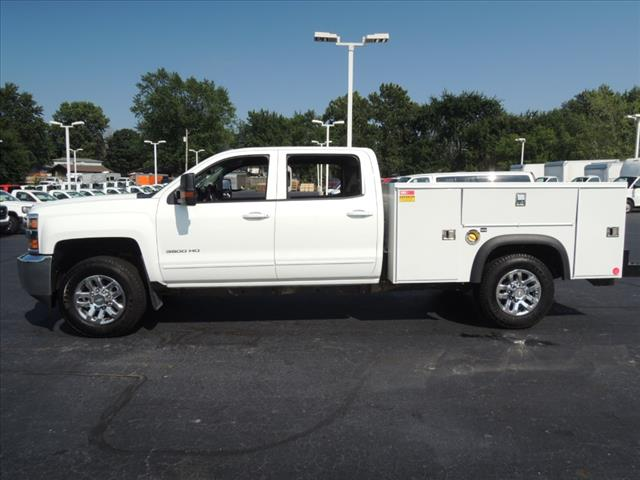 2016 Silverado 3500 Crew Cab 4x4,  Service Body #110194 - photo 5