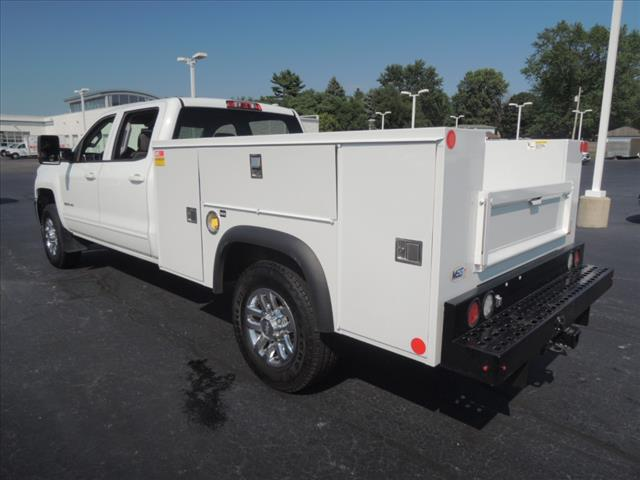 2016 Silverado 3500 Crew Cab 4x4,  Service Body #110194 - photo 6