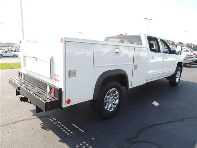 2016 Silverado 3500 Crew Cab 4x4,  Service Body #110194 - photo 2