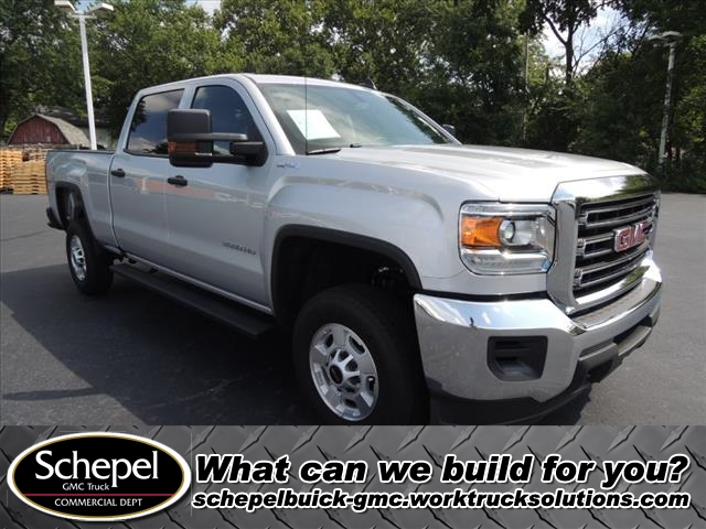 2018 Sierra 2500 Crew Cab 4x4,  Pickup #110199 - photo 1