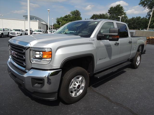 2018 Sierra 2500 Crew Cab 4x4,  Pickup #110199 - photo 4