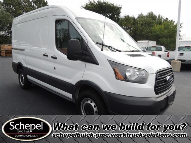 af2cb5fca1 Used 2018 Ford Transit 250 Empty Cargo Van for sale in Merrillville ...