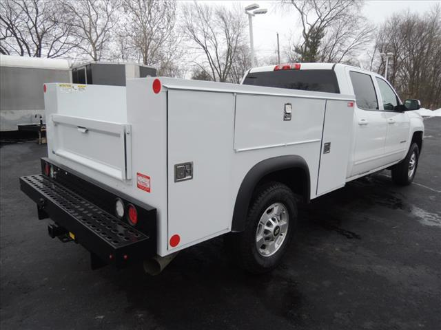 2015 Chevrolet Silverado 2500 Crew Cab 4x4, Monroe Service Body #110303 - photo 1