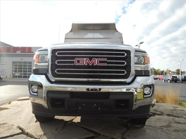 2017 Sierra 3500 Regular Cab DRW 4x4,  Dump Body #110306 - photo 4