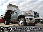 2017 Sierra 3500 Regular Cab DRW 4x4,  Dump Body #110306 - photo 1