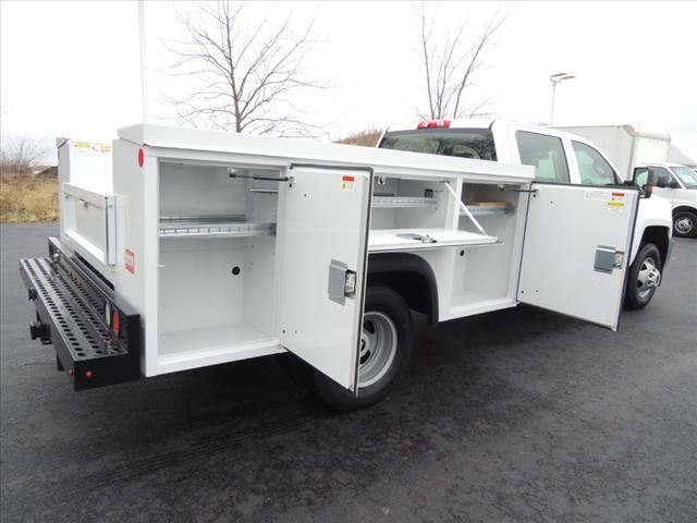 2015 Silverado 3500 Crew Cab DRW 4x2,  Service Body #110354 - photo 11