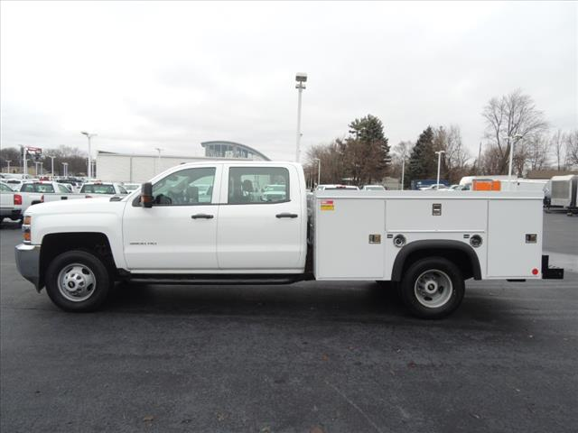 2015 Silverado 3500 Crew Cab DRW 4x2,  Service Body #110354 - photo 5