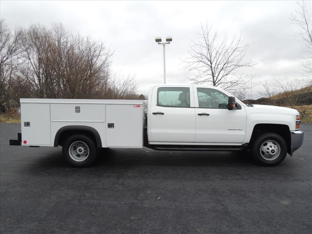 2015 Silverado 3500 Crew Cab DRW 4x2,  Service Body #110354 - photo 9
