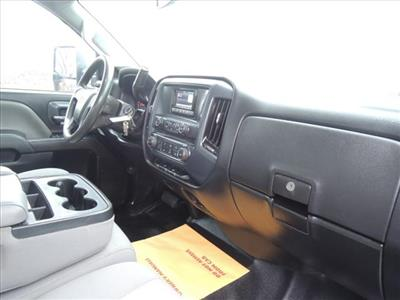 2015 Silverado 3500 Crew Cab DRW 4x2,  Service Body #110354 - photo 16